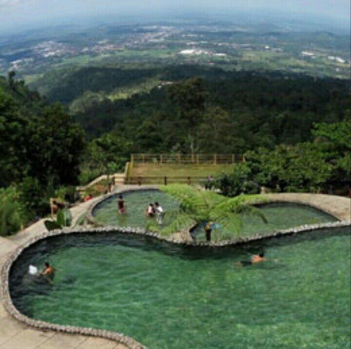Sensasi Ngopi Atas Awan Wisata Alam Umbul Sidomukti Semarang Kab