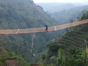 Tempat Wisata Semarang Alam Umbul Sidomukti Bandungan Kab