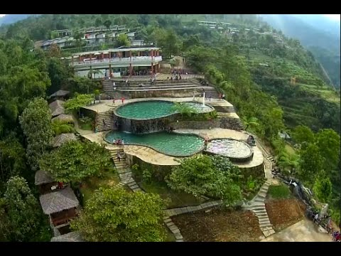 Umbul Sidomukti Bandungan Wltoys V303 Sjcam 5000 Aerial Youtube Kab