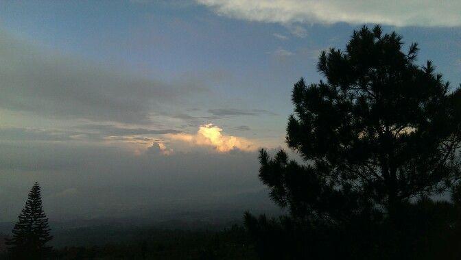 Umbul Sidomukti Kab Semarang Sunset Sunrise Pinterest
