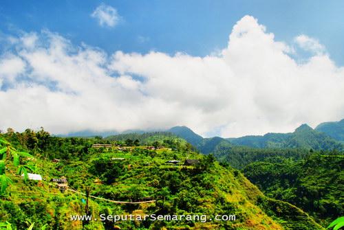Umbul Sidomukti Kawasan Wisata Alam Kab Semarang