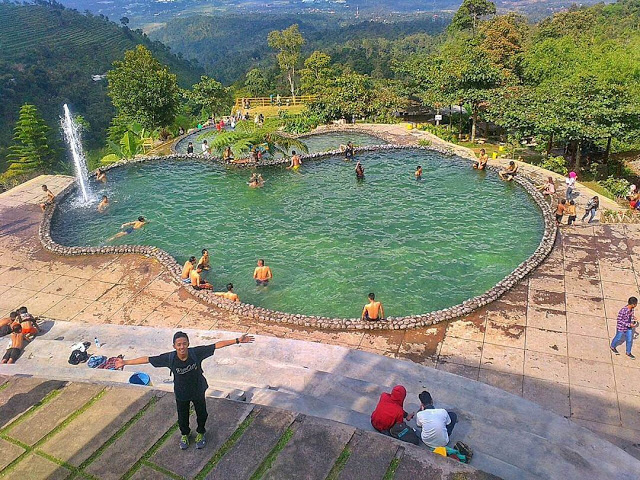 Vadli Febrian Blogg Top 5 Wisata Kabupaten Semarang Kolam Umbul