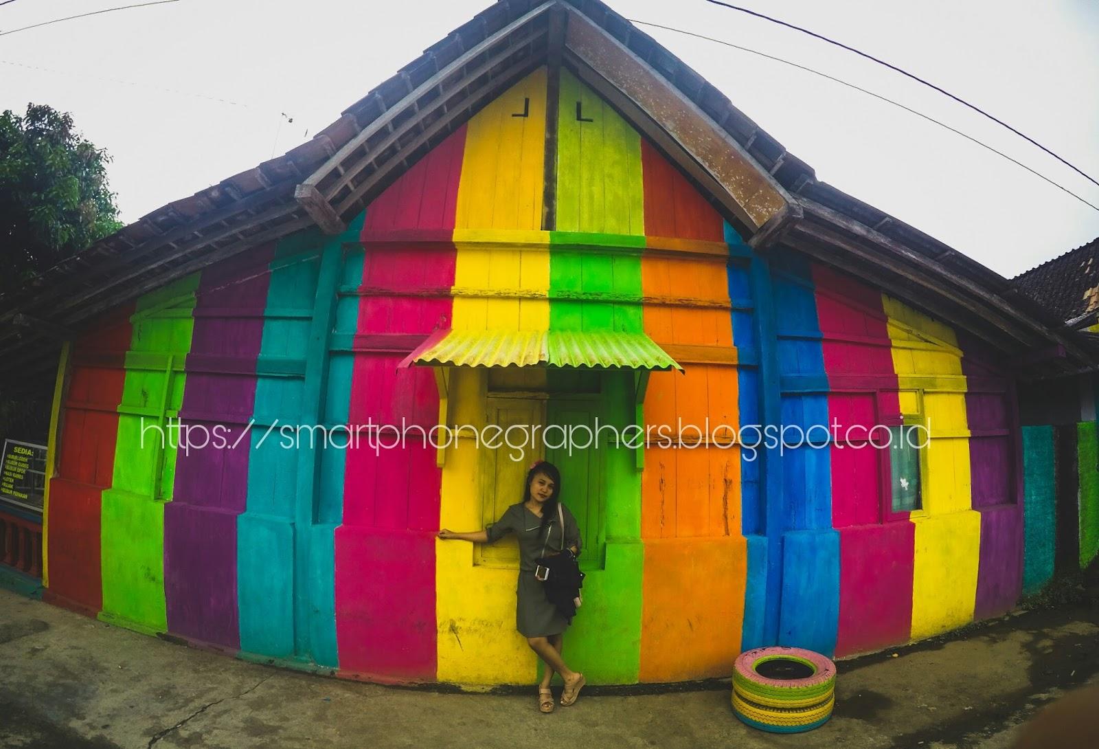 Warna Warni Kampung Pelangi Bejalen Ambarawa Smartphonegraphers Wisata Krisan Clapar