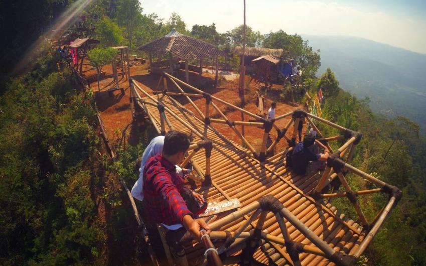 39 Tempat Destinasi Wisata Semarang Hits Dikunjungi Lereng Kelir Kab