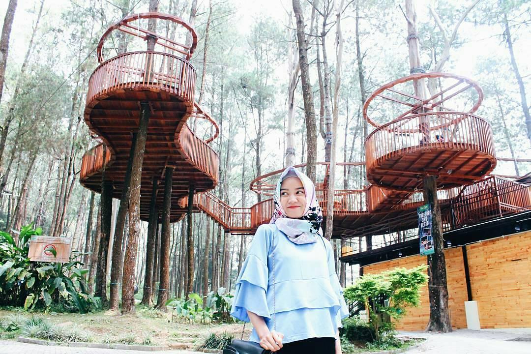 Daftar Tempat Wisata Semarang Beserta Foto Lokasinya 50 Lereng Kelir