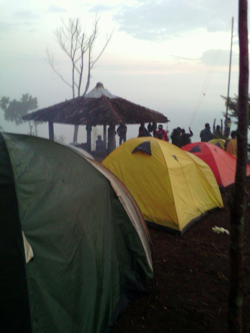 Lereng Kelir Hits Semarang Camp Area Wisata Kab