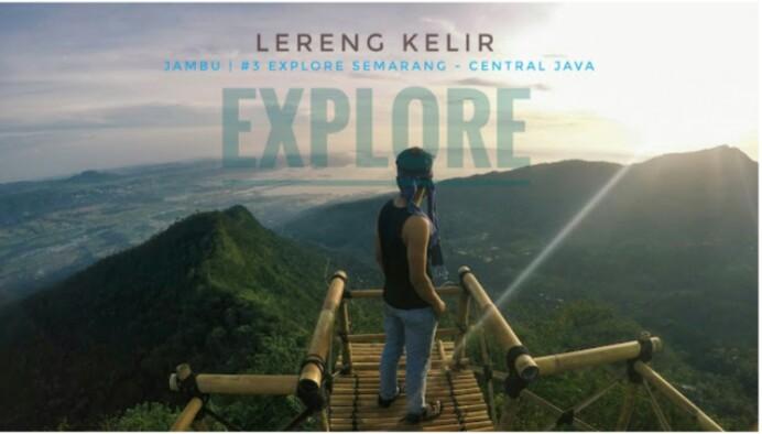 Lereng Kelir Semarang Wisata Elok Ketinggian Smartphonegraphers Kab