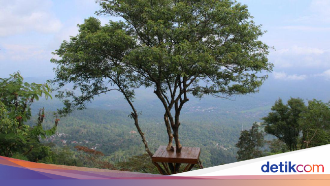Tempat Wisata Semarang Asyik Buat Foto Lereng Kelir Kab