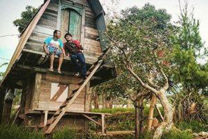 Tempat Wisata Semarang Spot Foto Tersebut Terletak Dusun Nglarangan Bandunan