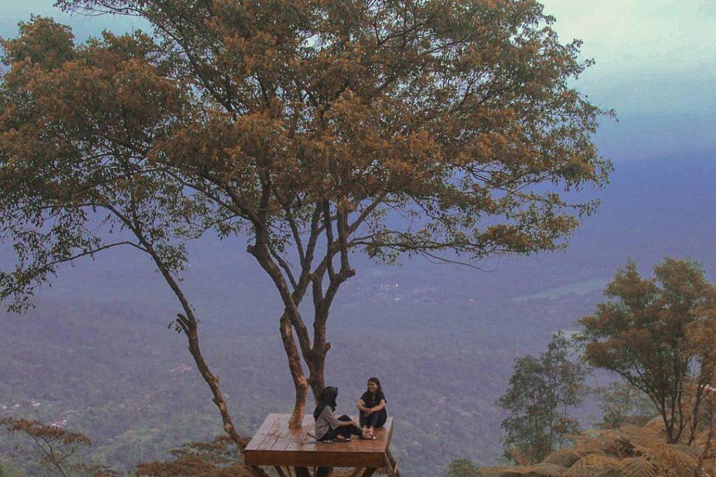 Wisata Alam Kabur Panasnya Semarang Traveling Yuk Pemandangan Perbukitan Lereng