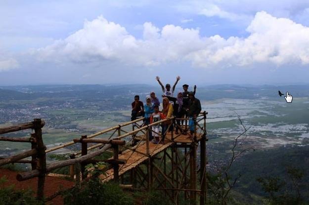 Wisata Puncak Lereng Kelir Gertas Ambarawa Wisatalova Foto Terbaru Kab