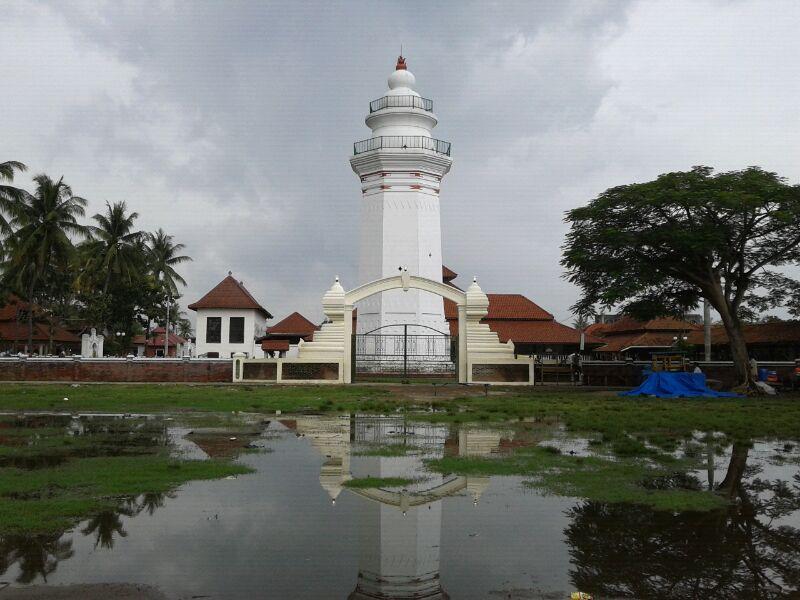 8 Masjid Tersepuh Indonesia Islamgram Agung Banten Kab Serang