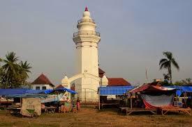 Backpackeria Masjid Agung Banten Kab Serang