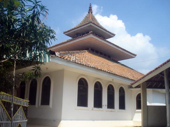 Bait Nawawi Sejarah Nyaris Hilang Oleh Widhy Singkong Masjid Agung