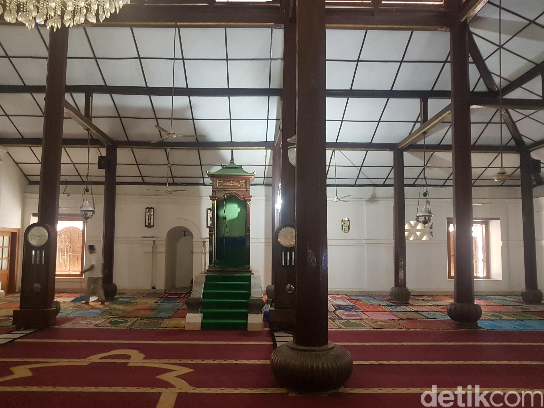 Berkunjung Masjid Agung Banten Didirikan Sultan Maulana Melihat Kab Serang