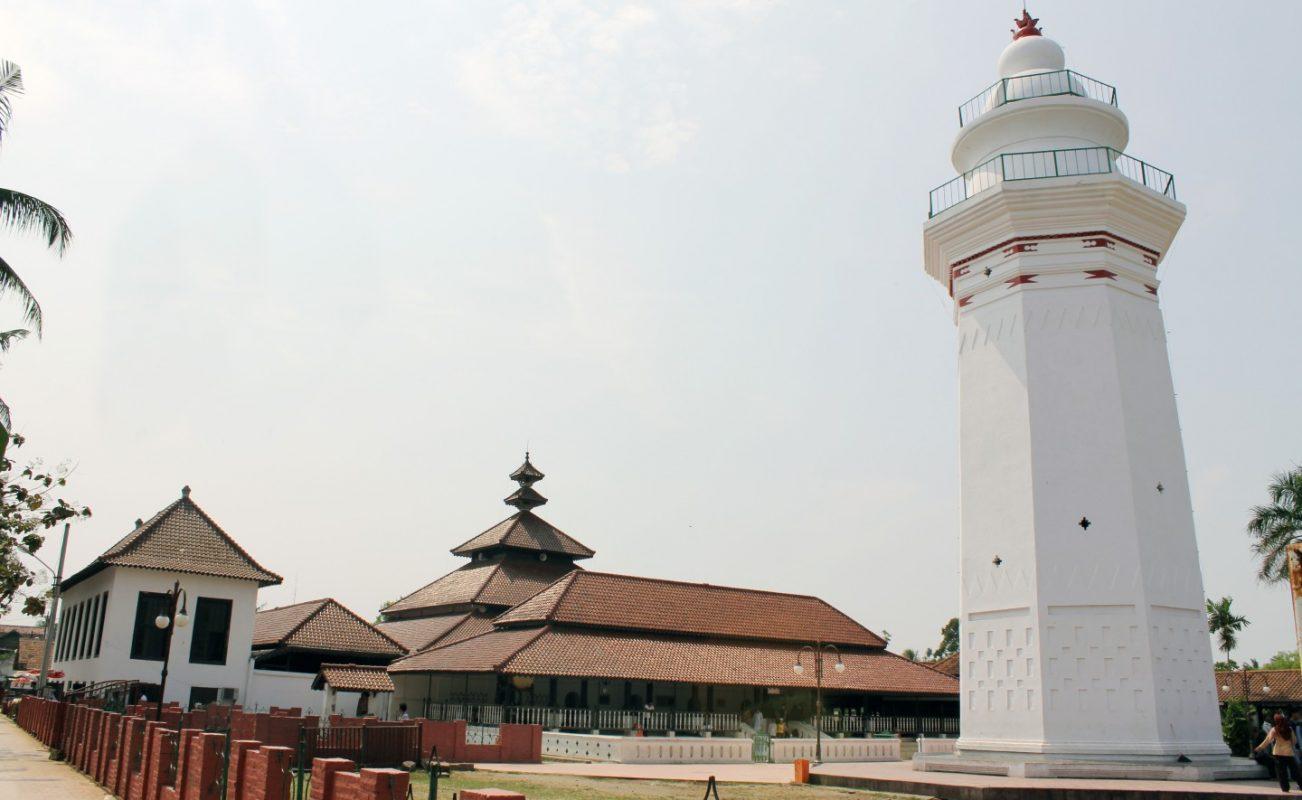 Kab Serang Masjid Agung Banten