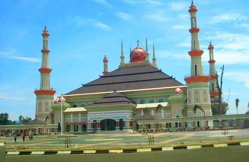 Kebonsawo Destination Guide Banten Indonesia Trip Suggest Photo Mesjid Agung