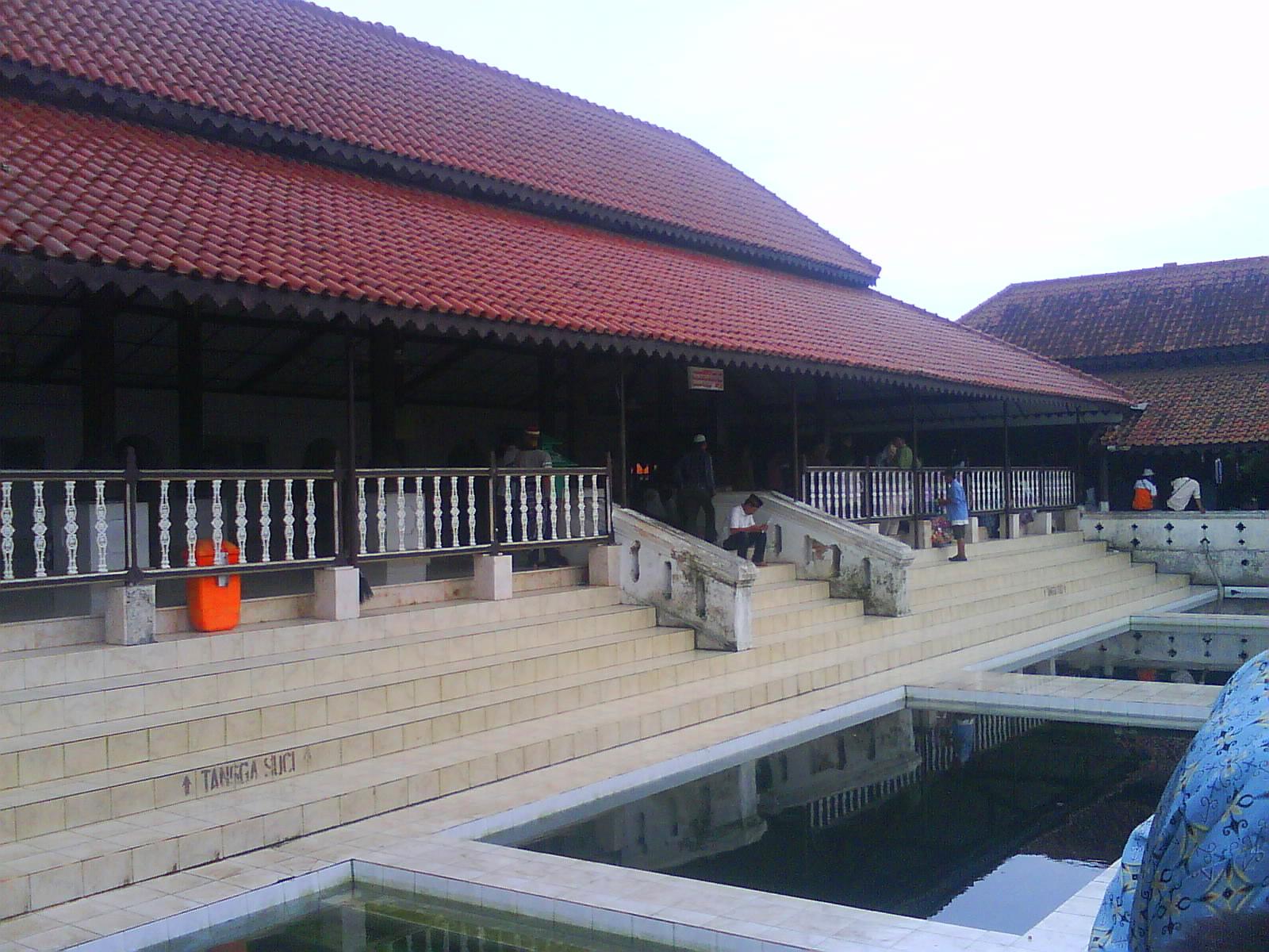 Masjid Agung Banten Bantenwisata Kab Serang