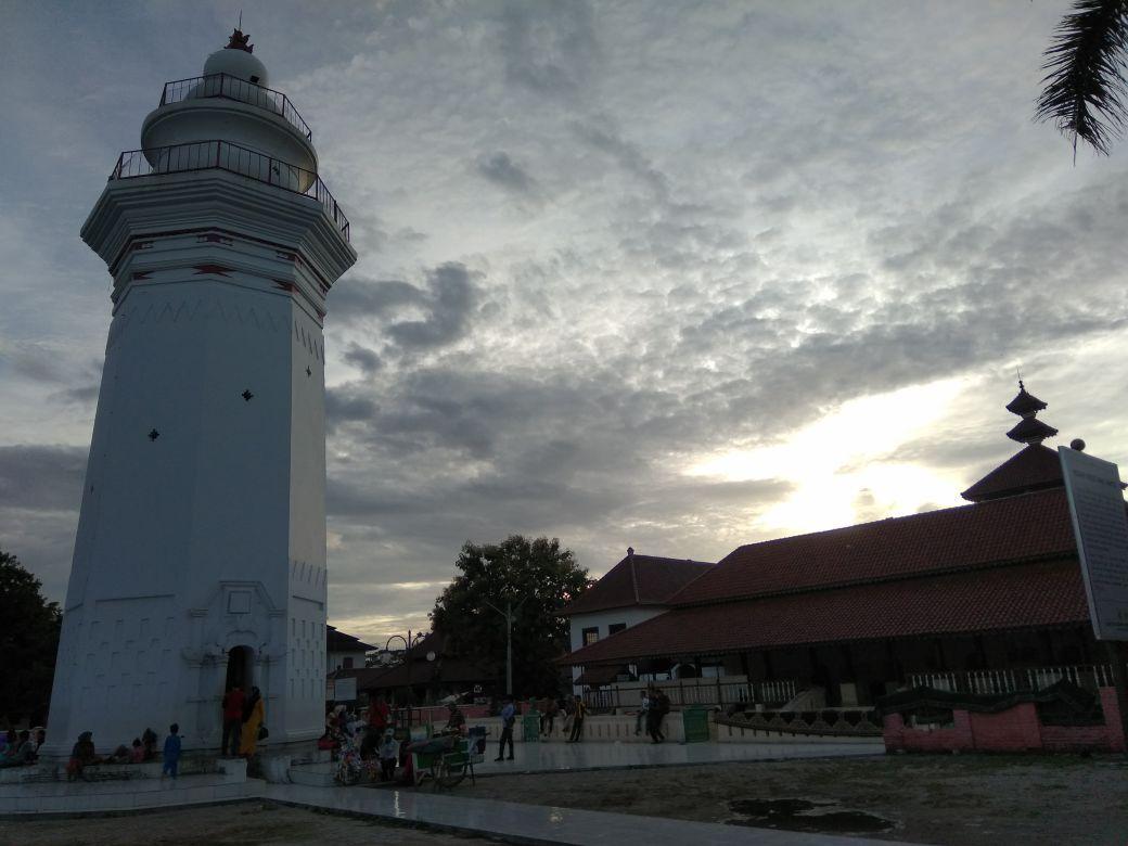 Masjid Agung Banten Dianggarkan Rp220 Miliar Direvitalisasi Kawasan Kab Serang