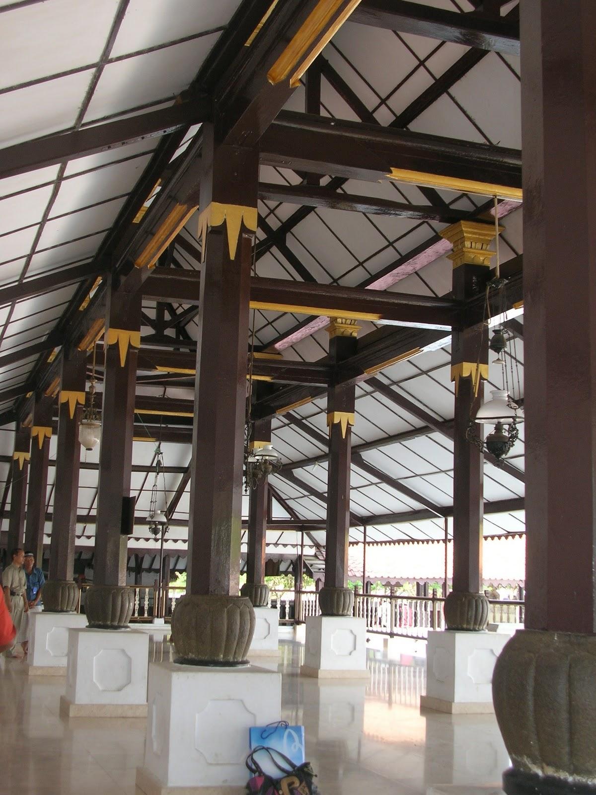 Masjid Agung Banten Sarat Nilai Islam Multi Budaya Tetapi Sebenarnya