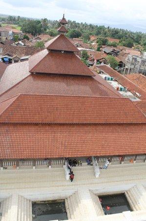 Masjid Agung Banten Serang Indonesia Review Foto 22 Kab