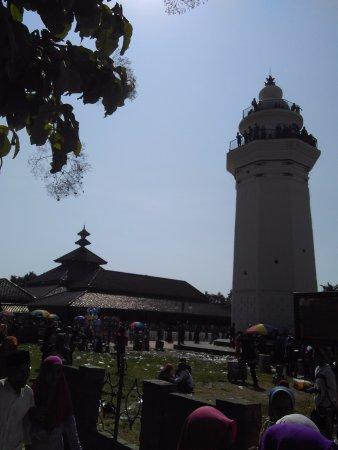 Masjid Agung Banten Serang Indonesia Review Kab