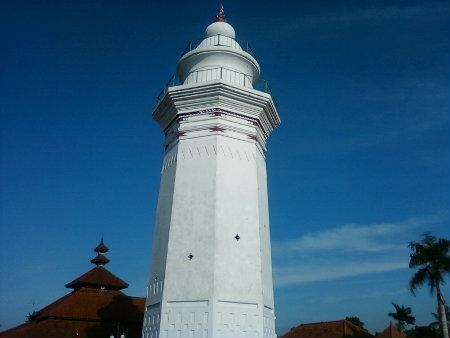 Masjid Agung Banten Serang Kab