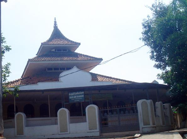 Masjid Agung Tanara Kabupaten Serang Https Www Kompasiana Banten Kab