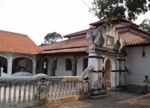 Masjid Kenari Banten Info Agung Kab Serang