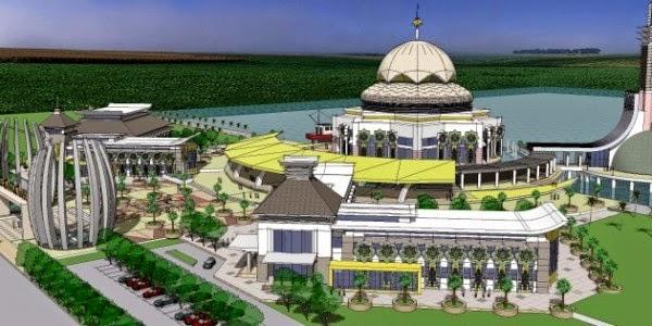 Masjid Terapung Banten Anyer Adhoel 13 Firmansyah Provinsi Segera Memiliki