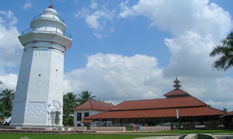 Penataan Banten Jadi Masukan Rencana Pembangunan Masjid Agung Dok Kaskus