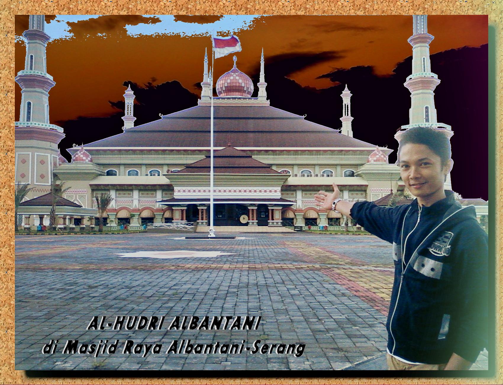 Sejarah Masjid Raya Al Bantani Serang Banten Www Bagi Provinsi