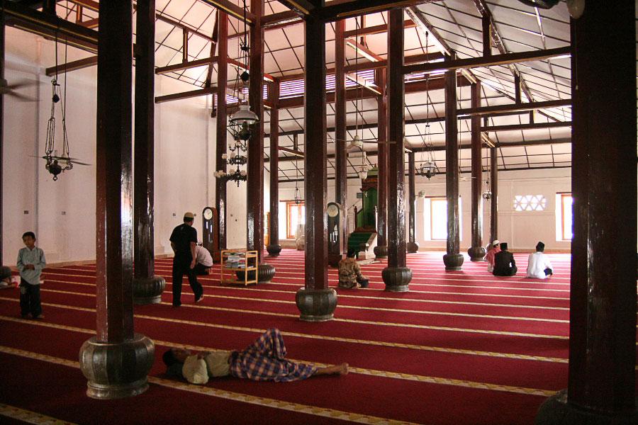 Sistem Informasi Masjid Indonesia Profil Mushalla Agung Banten Kab Serang
