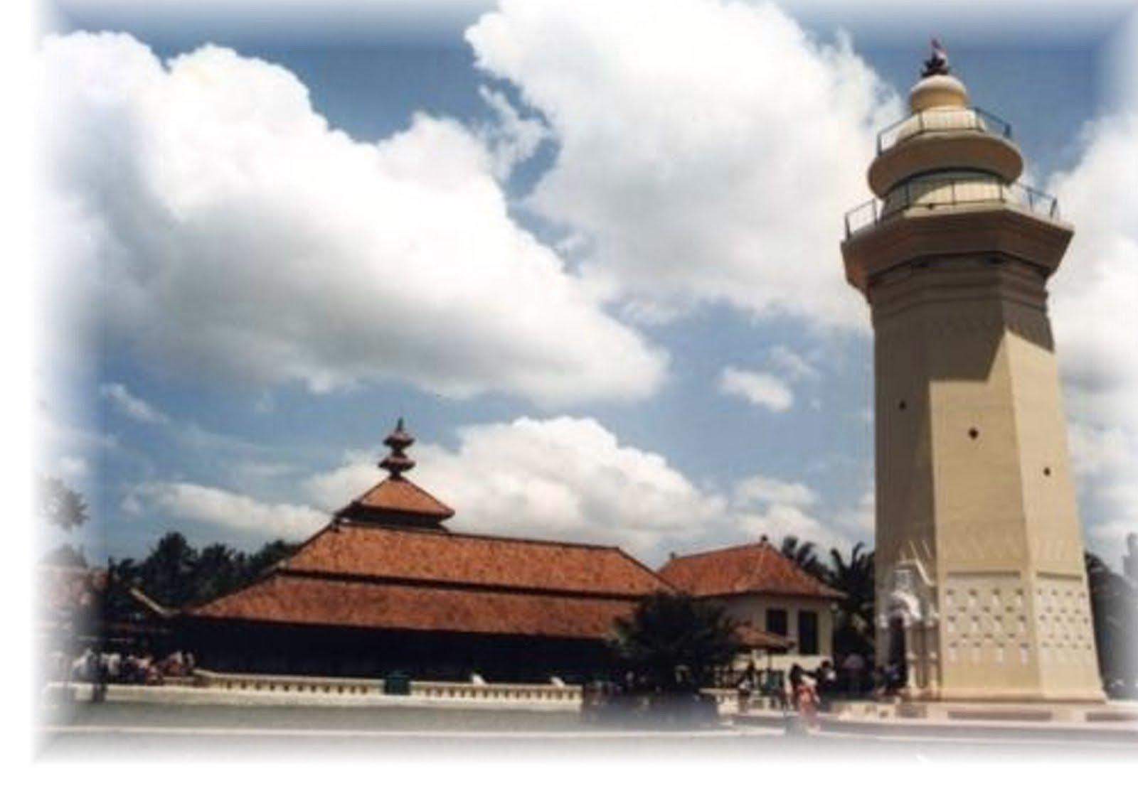 Ulama Kejayaan Banten Lomar Biru Kesultanan Cermin Keberadaan Pemimpin Jawara