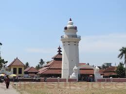 Wisata Religi Banten Masjid Agung Berita Tangerang Salah Satu Tertua