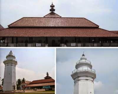 Wisata Ziarah Masjid Agung Banten Ejawantah Kab Serang