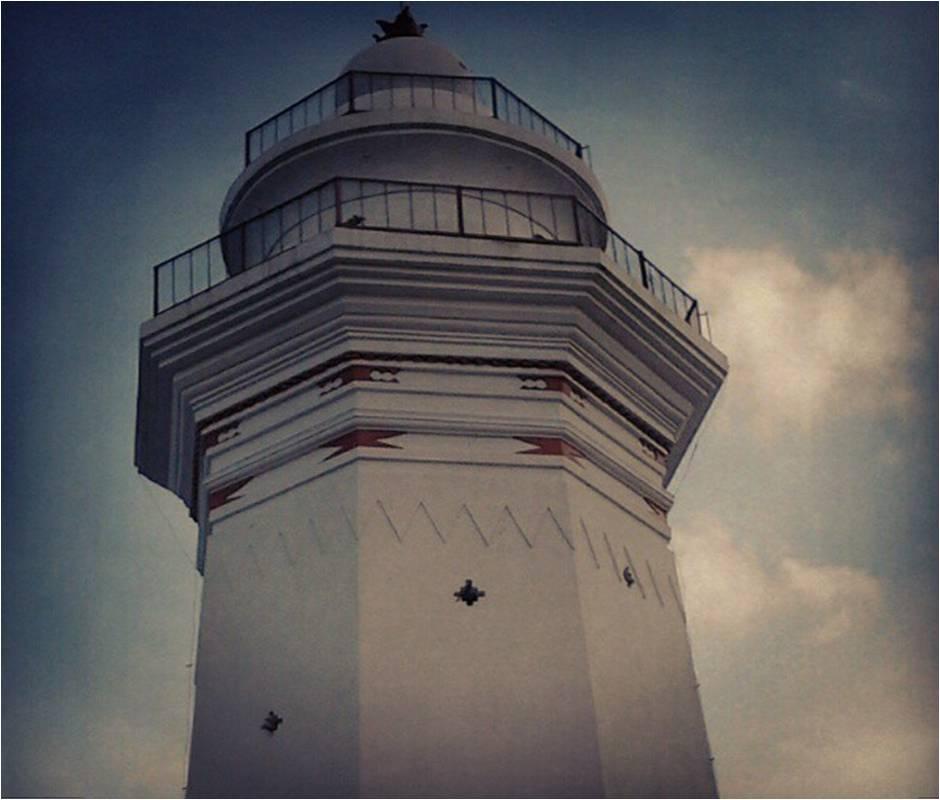 Zae Blog Ciri Khas Kota Serang Banten Menara Mesjid Agung