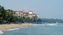 Anyar Serang Wikipedia Bahasa Indonesia Ensiklopedia Bebas Suasana Pantai Anyer