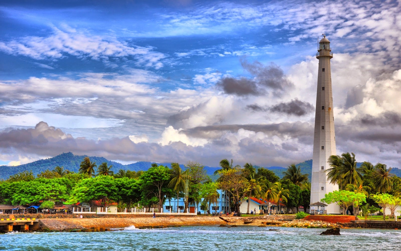 Destinasi Pantai Terkenal Travel Wisata Anyer Ngetren Topik Kab Serang