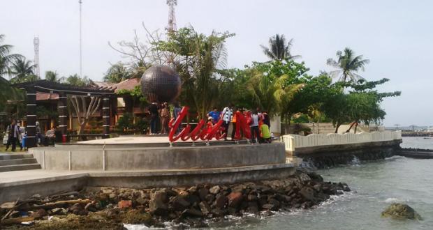Lokasi Wisata Titik Nol Anyer Kabupaten Serang Banten Berita Daerah