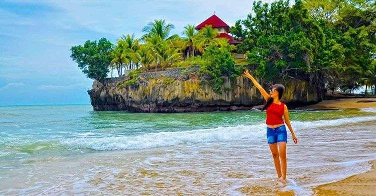Menginap Pantai Anyer Banten Pilih Hotel Aja Foto Ig Patrajasa