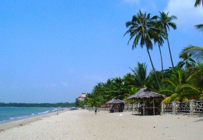 Pantai Anyer Objek Wisata Terpopuler Serang Banten Twisata Sejarah Terbentuknya
