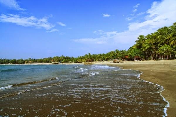 Pantai Anyer Serang Nuansa Indonesia Nusantara Cultural Tourism Salah Satu