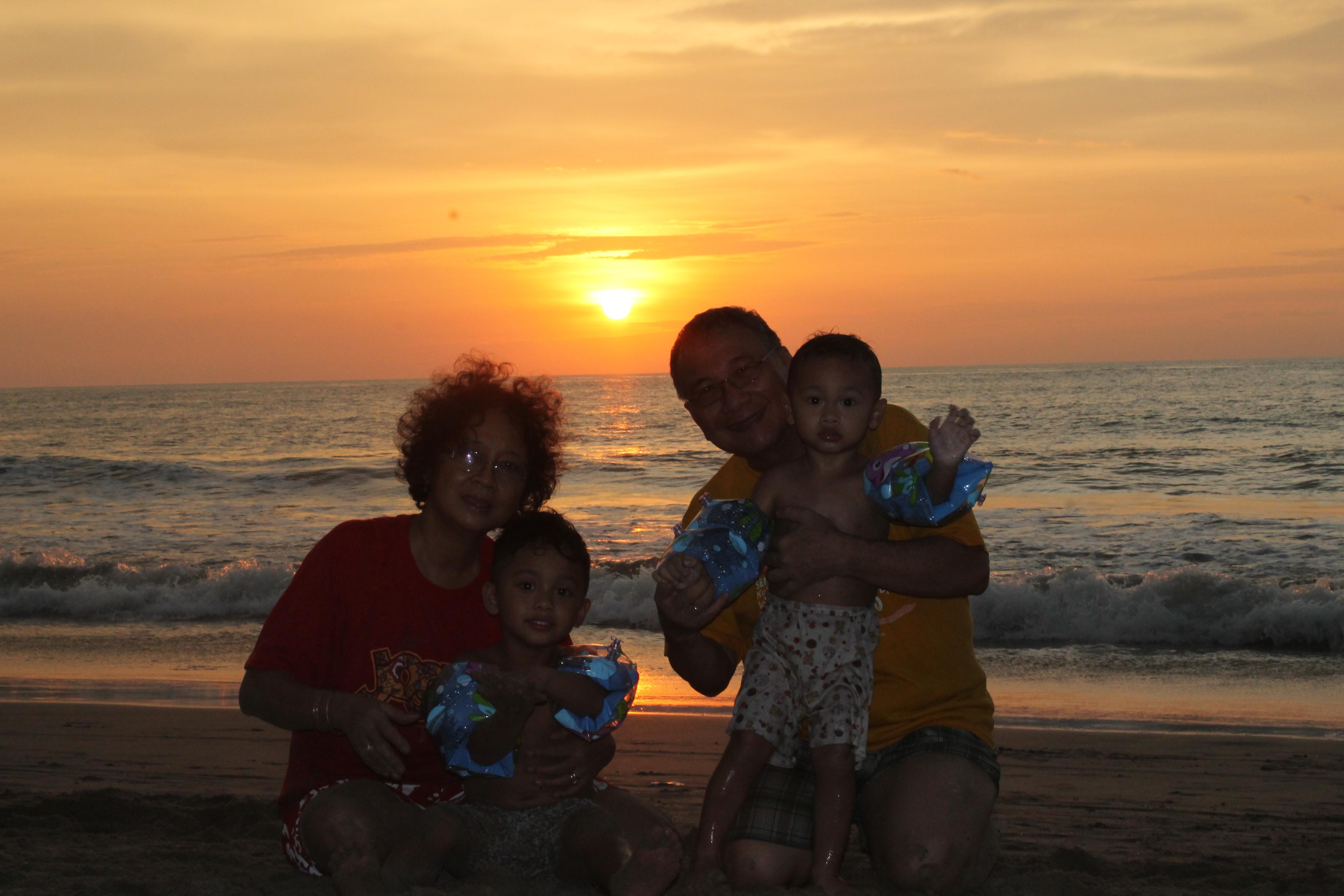 Perkembangan Pariwisata Pantai Anyer Kabupaten Serang Propinsi Cucu Kab