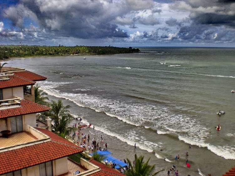 Wisata Pantai Anyer Terkenal Indah 160 Km Jakarta Marbella Cocok