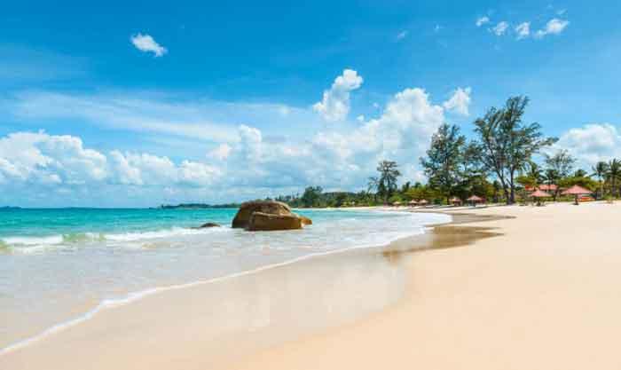 Deretan Pantai Cantik Anyer Banten Lensa Destinasi Serang Cibeureum Kab