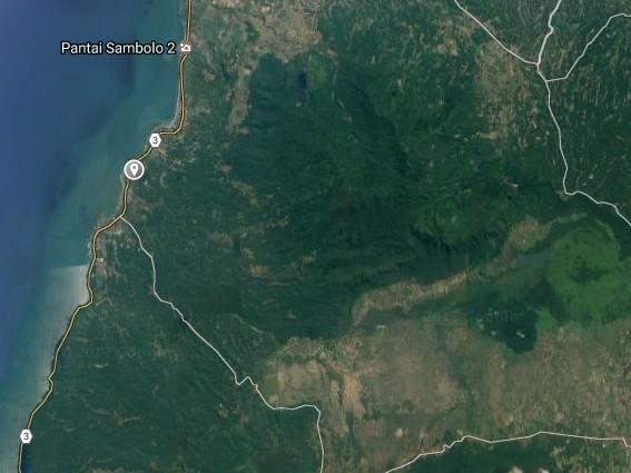 Destinasti Objek Wisata Pantai Cibeureum Anyer Serang Banten Demikianlah Sedikit