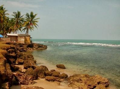 Destinasti Objek Wisata Pantai Cibeureum Anyer Serang Banten Sarankan Mencari