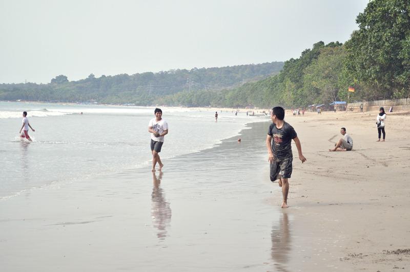 Jelajah Pantai Anyer Kabupaten Serang Sapadede Blog Nih Pilihannya Cibeureum