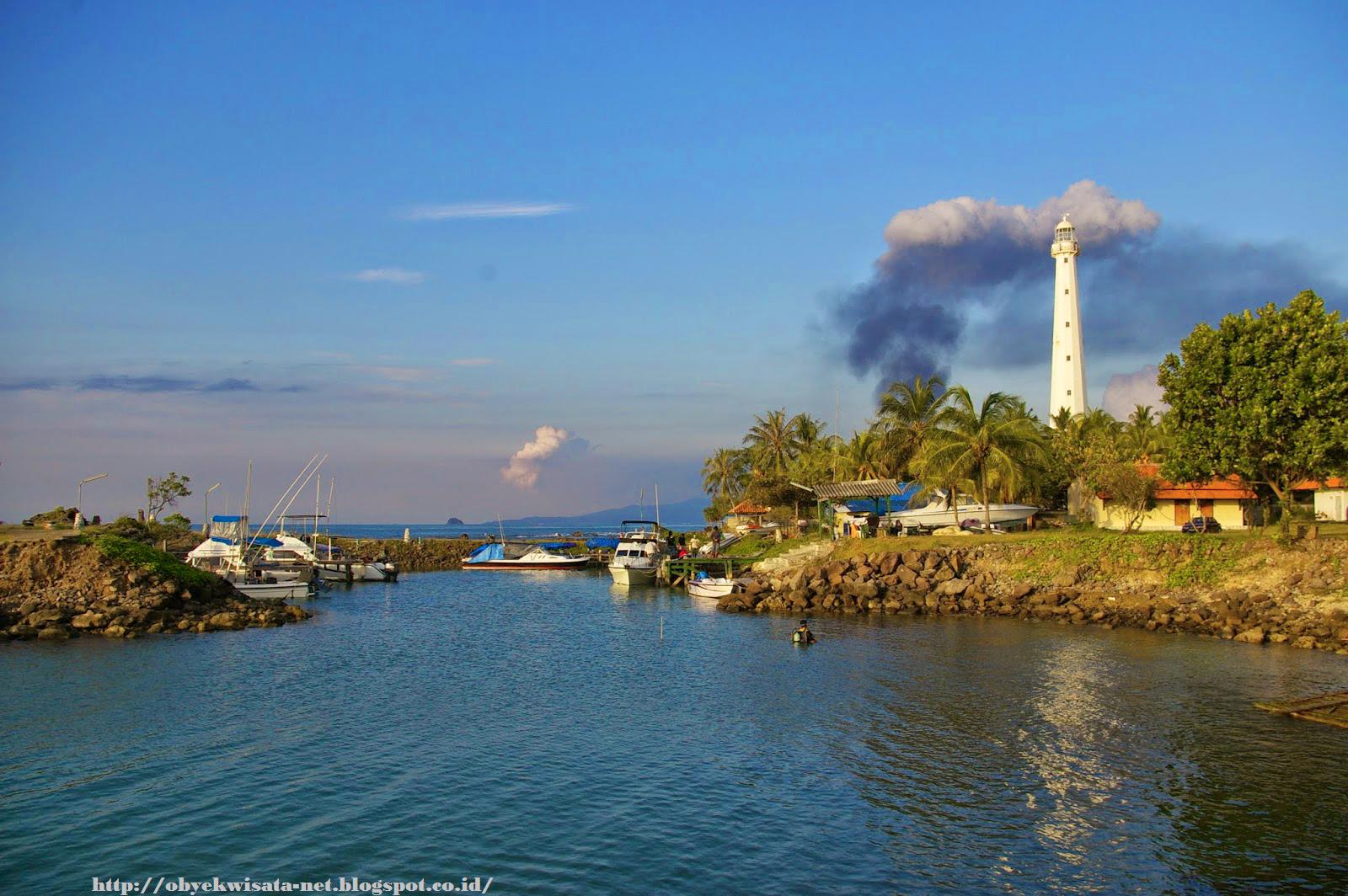 Mengenal Lebih Dekat Pantai Anyer Banten Obyek Wisata Net Lokasi